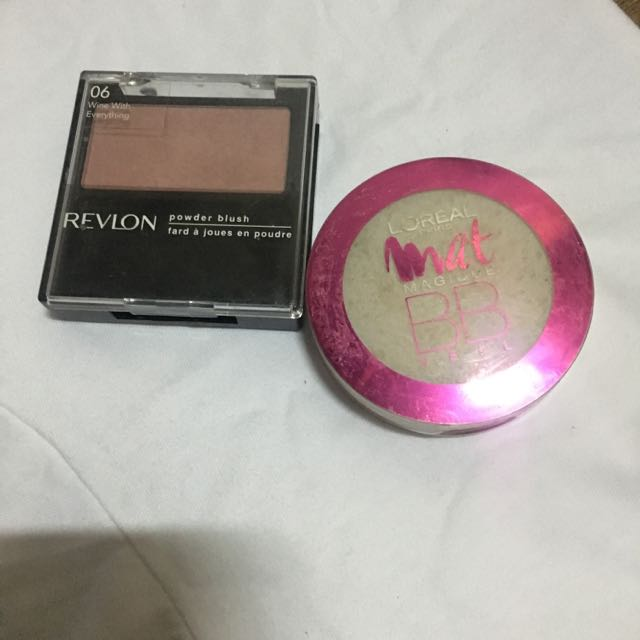 Authentic Revlon And Loreal