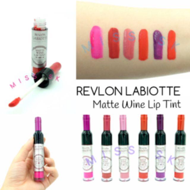 revlon wine lip tint / lipgloss wine revlon