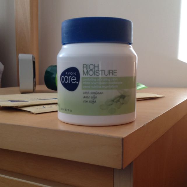 Rich Moisture Comforting Cream