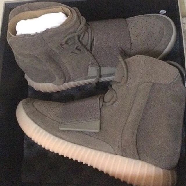 Sale Yeezy 750 Light Brown NEW