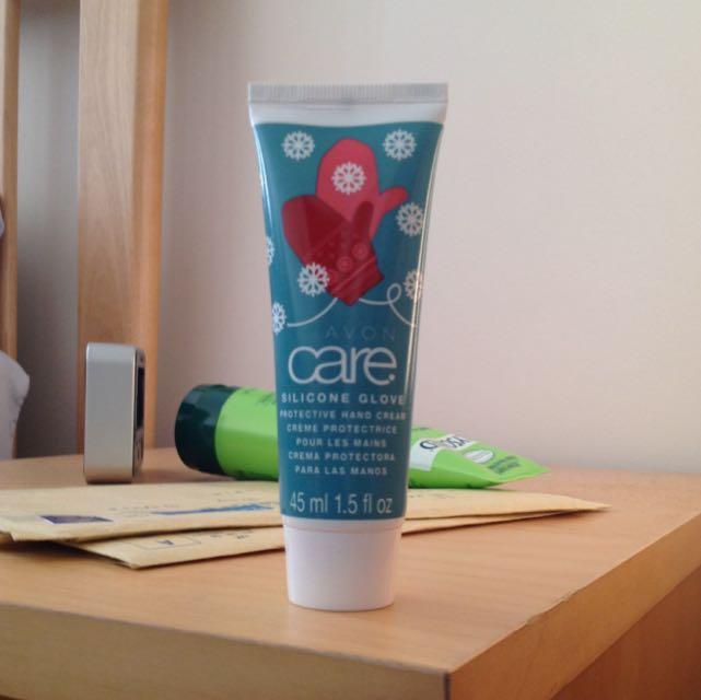 Silicon Glove Protective Hand Cream