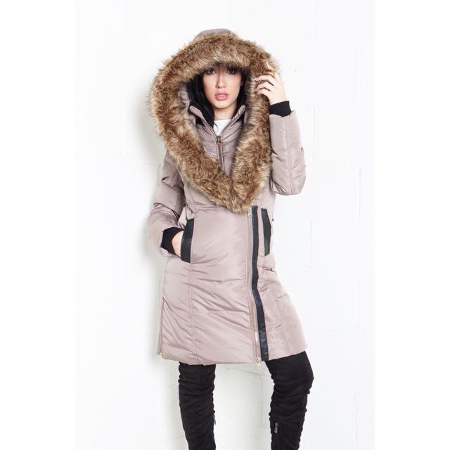 Sirens Polyfill Women Jacket - Size: L