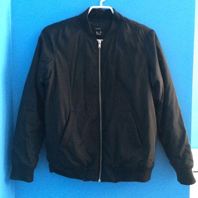 Size S Forever XXI bomber Jacket