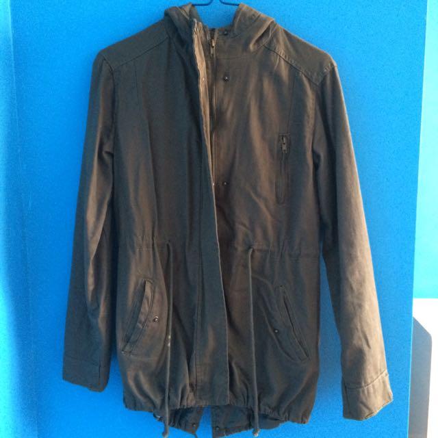 Size S Olive Jacket