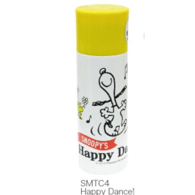 Snoopy 史努比 跳舞360ml 不鏽鋼保溫瓶 日本進口