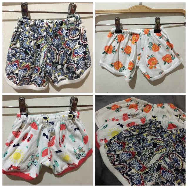 TAKE-ALL, BNBW, Shorts, Fits 6-12 Months, S6 On Tag, 3pcs, P50.** Only