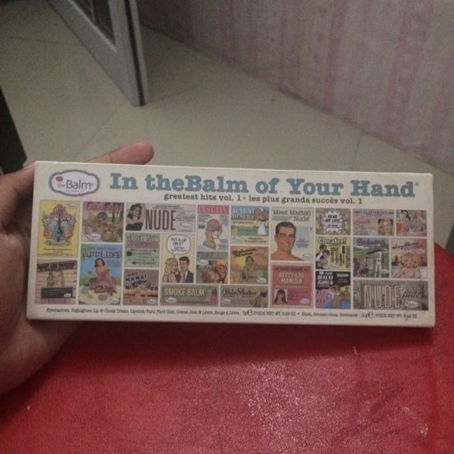 the Balm of Your hand