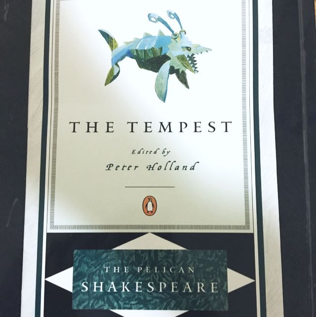The Tempest By William Shakespeare Penguin Edition