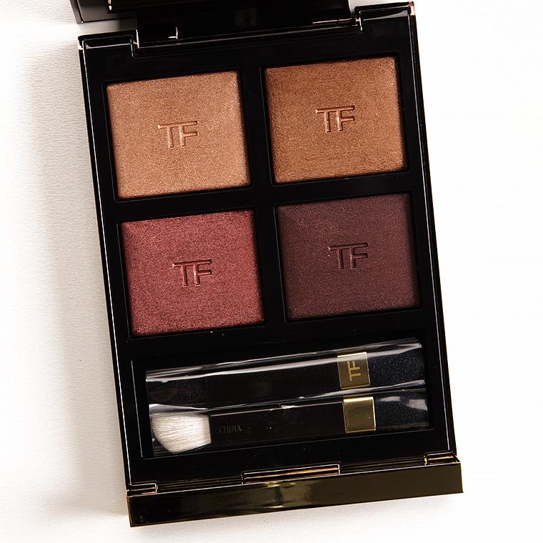 Tom Ford Honeymoon Eyeshadow Quad Health Beauty Makeup On Carousell