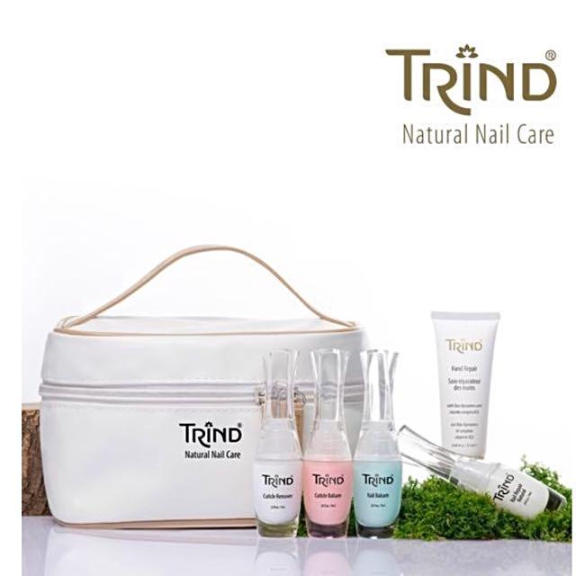 TRIND健甲賦活基因 - 完美系列