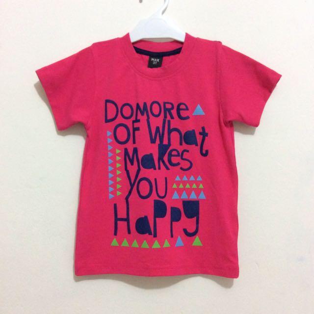 T-shirt Max Do more