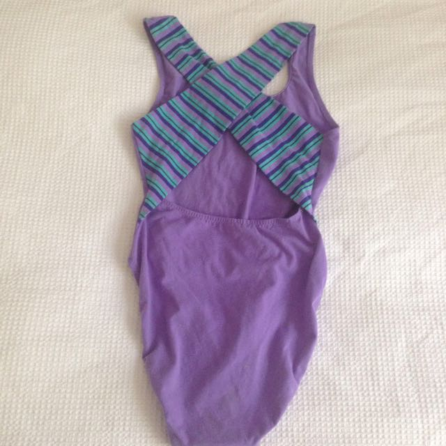 Vintage Old Surf Swimsuit