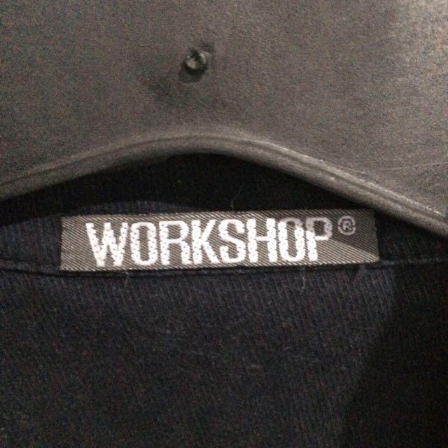 Workshop Corduroy Shirt