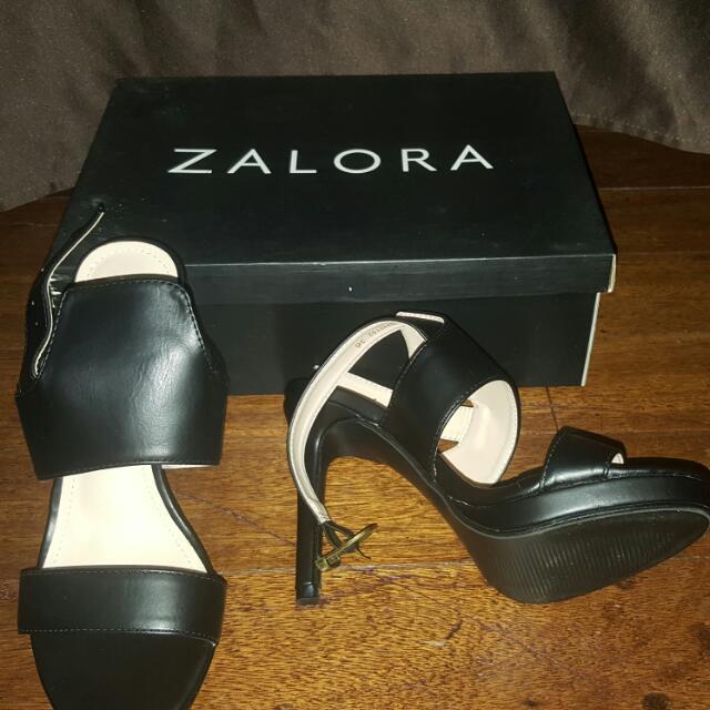 Zalora Slingback Heels Sandals