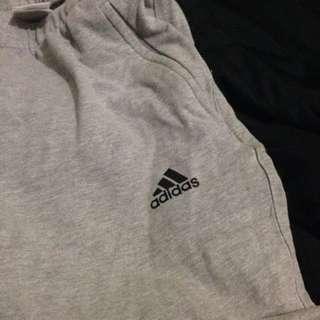 adidas棉長褲
