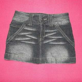 Gaudi Couture Denim Skirt