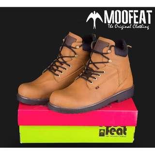 SEPATU MOOFEAT MARGON BOOTS (40 - 44)