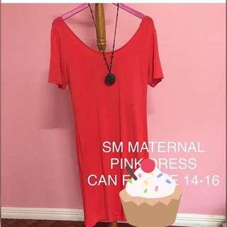 SM spandex dress