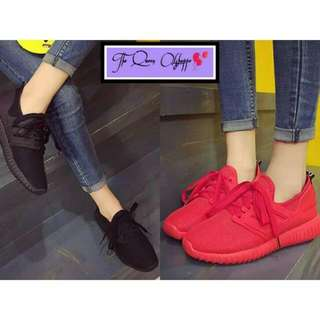 Riza Black Sneakers C801  PHP 700