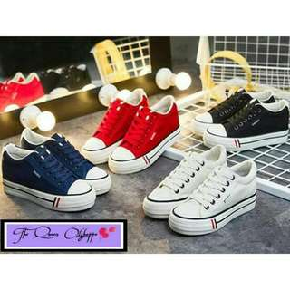 Brea Sneakers K322 Elevated 5cm Php 800