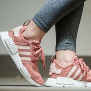 Authentic Adidas NMD Salmon Pink