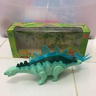 Dinosaurus Wold