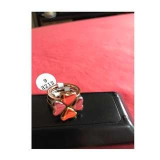 3in1 Flower Ring