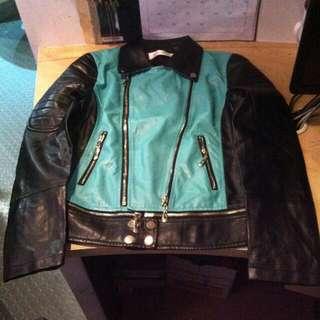 ZANZEA Leather Jacket (WOMEN)