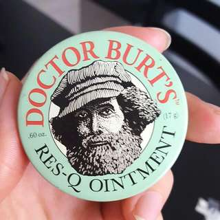 Burts Bees Rescue Ointment