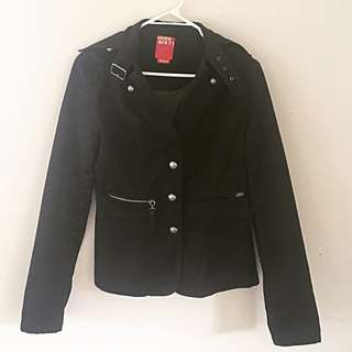Black Miss Sixty Jacket