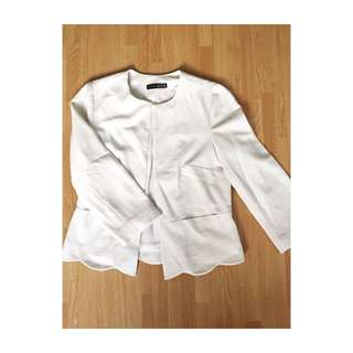Atmosphere Scallop Jacket