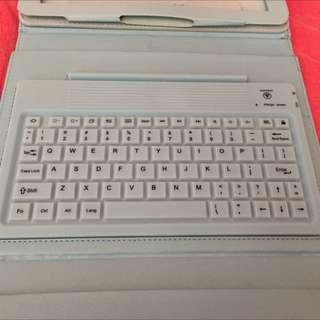 Samsung Tab 2 10.1  Bluetooth Keyboard Case