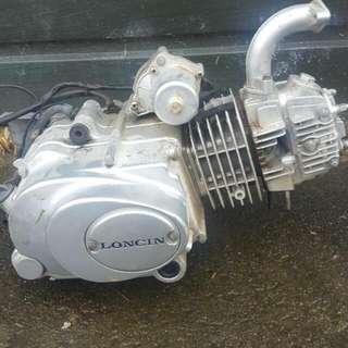 125cc Motor
