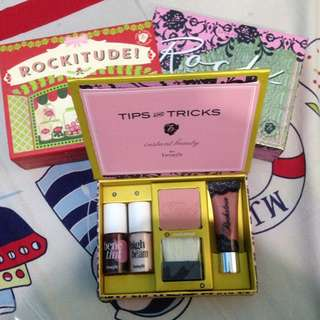 Benefit Rocktitude Travel Kit
