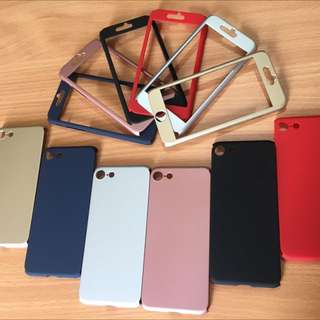 Iphone 7 & 7+ 360 Neo Hybrid Full Protection Case