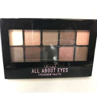 Ulta3 All About Eyes Roses Eyeshadow Pallete