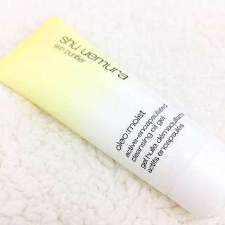 (NEW) Shu Uemura Oleo:moist Active-Encapsulated Cleansing Oil Gel