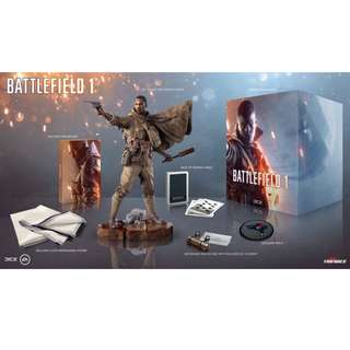 [NEW] Battlefield 1 Collectors Edition (no Game Included)