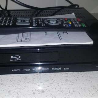 AMTC Blu Ray DVD Player