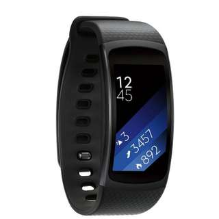 Original Samsung Gear Fit 2 (LARGE SIZE)
