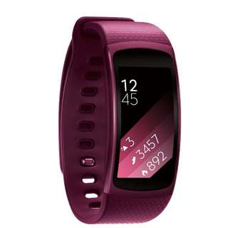 Samsung Gear Fit 2 (SMALL SIZE)