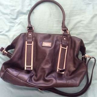 Black Hand Bag From Colette