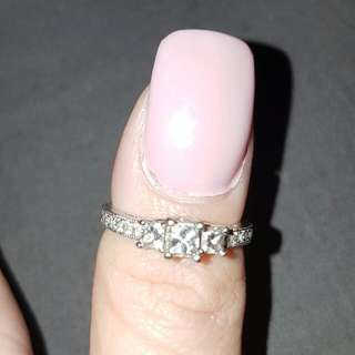 Size 6 1/4 Engagement Ring