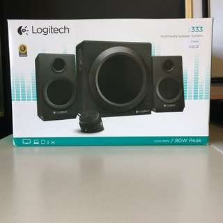 Logitech Z333 Surround Speakers