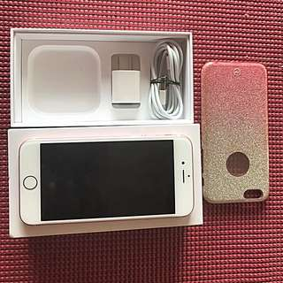 iPhone 65 16G 玫瑰金
