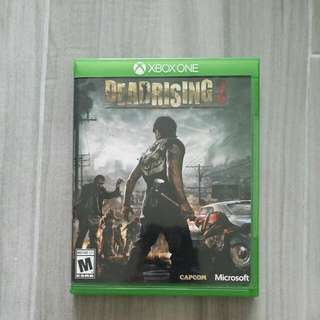 Xbox One Deadrising 3 美版