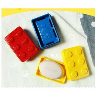 :::OH YEAH!:::韓國 OXFORD 積木造型肥皂盒