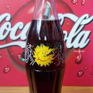 法國夏日可口可樂紀念瓶