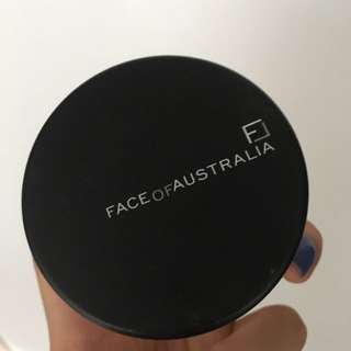 Face Of Australia Loose Powder