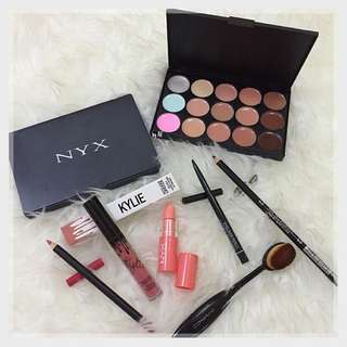 Paket NYX + Kylie